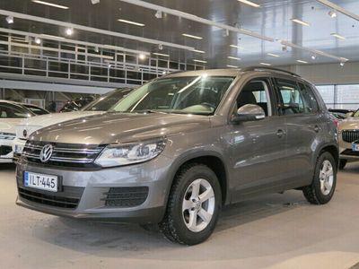 käytetty VW Tiguan TREND & FUN LIMITED 1,4 TSI 90 KW (122 HV) BLUEMOT