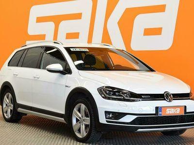 käytetty VW Golf Alltrack Variant 1,8 TSI 132 kW (180 hv) 4MOTION DSG-automaatti Winter Edition ** Webasto / Vetokoukku / ACC / Pkamera & tutkat / ErgoActive / Merkkihuollettu **