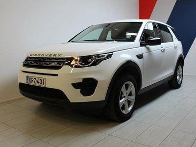 käytetty Land Rover Discovery Sport