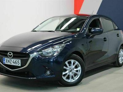 käytetty Mazda 2 5HB 1,5 (90) SKYACTIV-G Premium Plus 5MT 5ov AC // Peruutustutka / XNZ-465 | Laakkonen