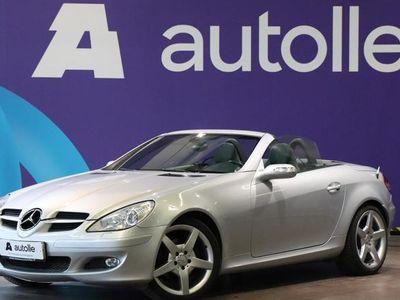 käytetty Mercedes 280 SLK *KOTIINTOIMITUS!*Roadster. Tarkastettuna, Rahoitksella, Kotiin toimitettuna!