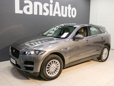 käytetty Jaguar F-Pace 20d AWD Aut Prestige Business **** LänsiAuto Safe -sopimus hintaan 590e ****