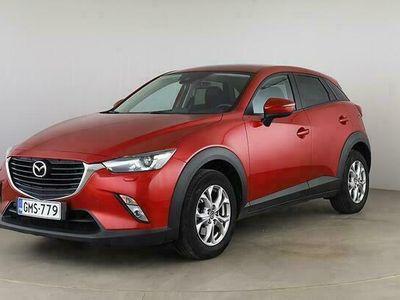 käytetty Mazda CX-3 2,0 120 hv SKYACTIV-G Premium+ EL3 * Webasto* P-Kamera* Navi* Kaistavahti* BLIS*