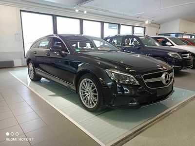 käytetty Mercedes CLS250 Shooting Brake BlueTec 4Matic (MY15)