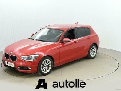 käytetty BMW 116 *SPORTLINE*F20 D TwinPowerTurbo Business Sportline 85kW Aut. Tarkastettuna, Rahoituksella, Kotiin toimitettuna!
