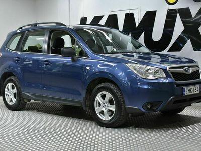 käytetty Subaru Forester 2,0 X TD 6MT / Neliveto / Vetokoukku / Lohkolämmitin /