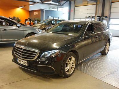käytetty Mercedes E220 T A Premium Business ** 1-om Suomiauto / Multibeam LED / 360° kamera / BLIS **