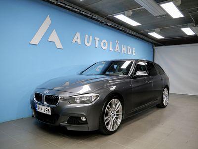 käytetty BMW 320 d F31 Touring M-Sport KORKO 1.99% + KASKO 3kk 0e!
