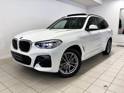 käytetty BMW X3 G01 xDrive 30e A, M-Sport ,Panorama, Harman/Kardon, LED-ajovalot, Parking assistant, Akustiikkalasit
