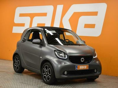 käytetty Smart ForTwo Electric Drive coupe passion
