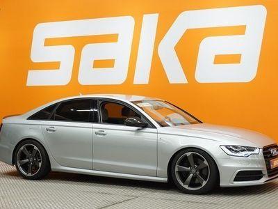 käytetty Audi A6 Sedan 3,0 V6 TDI Biturbo 230 kW quattro tiptronic S LINE ### NORMAL FRIDAY -hinta! ### ** Webasto