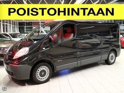 käytetty Nissan Primastar