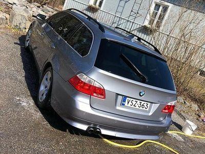 käytetty BMW 535 d