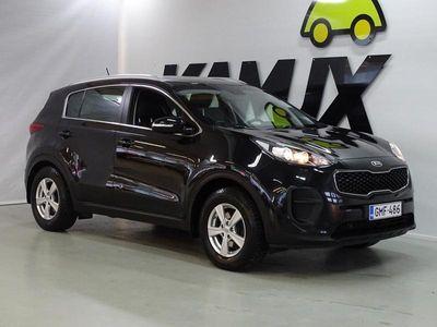 käytetty Kia Sportage 1,7 CRDi ISG Urban LX EcoDynamics // 1-OMISTEINEN SUOMI-AUTO / MERKKIHUOLLETTU / BLUETOOTH //