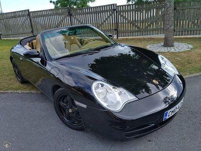 käytetty Porsche 911 Carrera Cabriolet
