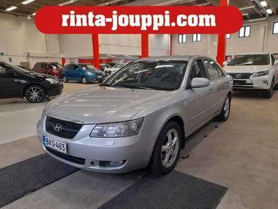 käytetty Hyundai Sonata 3,3 V6 GLS AAC Aut. - Juuri huollettu ja katsastettu //Vakionopeudensäädin //Sähköistuin //Automaatti ilmastointi!