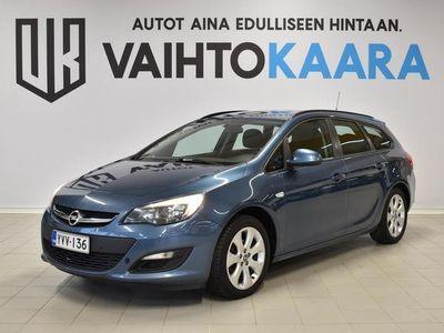 käytetty Opel Astra Sports Tourer Enjoy 1,4 Turbo ecoFLEX Start/Stop 88kW MT6 # HYVIN HUOLLETTU JA SIISTISSA KUNNOSSA OLEVA YKSIL...