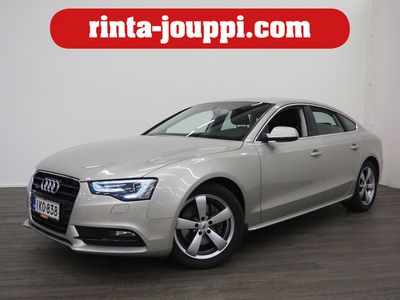 käytetty Audi A5 Sportback Business 2,0 TFSI 155 kW quattro S tronic-autom. - Black Friday tarjous: Rinta-Jouppi Turva 0€ tähän a...