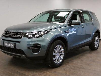 käytetty Land Rover Discovery Sport 2,0 TD4 180 SE **Nahkaverhoilu, Meridian-Hifit, Navigaattori, Peruutuskamera, Vetokoukku**