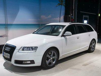 käytetty Audi A6 3.0 TDI V6 Avant Quattro Tiptronic S-Line - *VALTAISA VARASTONTYHJENNYSI!!!!*