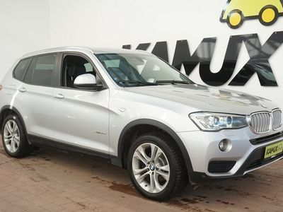 käytetty BMW X3 X3 F2530d TwinPower Turbo xDrive **VETOKOUKKU / SPORTTIPENKIT / OSANAHKAVERHOILU**