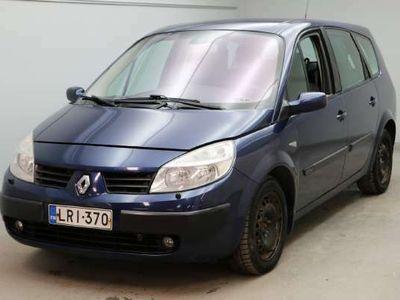 käytetty Renault Scénic 2,0 16V Latitude AT