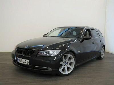 käytetty BMW 335 335 d Farmari (AC) 4ov 2990cm3 A - Asiallinen tehokas nahkaistuimilla