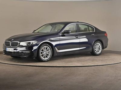 käytetty BMW 530 5 Serie G30 Sedan d A xDrive Bsn Comfort- Webasto, Navi, Peruutuskamera, Vetokoukku-