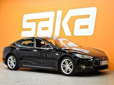 käytetty Tesla Model S 85 Panorama luukku / Ilma-alusta /