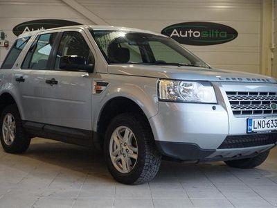 käytetty Land Rover Freelander