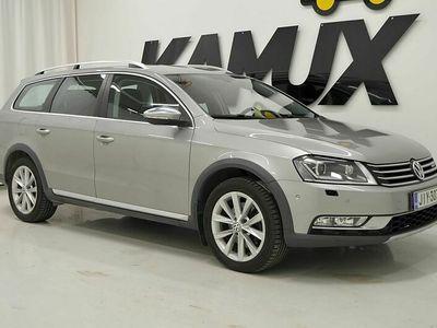 käytetty VW Passat Alltrack Variant 2,0 TDI 130 kW (177 hv) BlueMotion Technology 4MOTION DSG-aut
