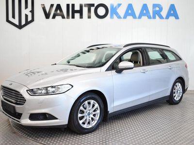 käytetty Ford Mondeo 2,0 TDCi 150hv PowerShift Trend Wagon # BLACK FRIDAY HINTA + KORKO 1,99% # Vetokoukku, Bluetooth, Kamera, Tu...