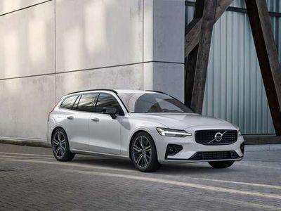 käytetty Volvo V60 B4 MHEV Business R-Design A