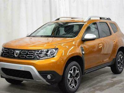 käytetty Dacia Duster TCe 150 4x4 Prestige *Uusi, Ajamaton, heti toimitukseen vielä 2020 hinnalla*