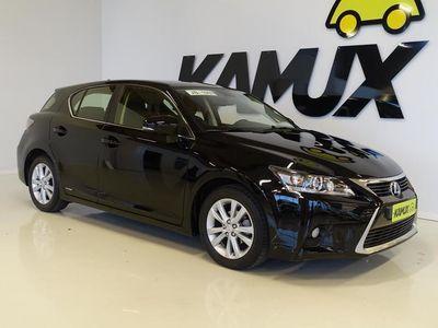 käytetty Lexus CT200h Hybrid Executive ** KATSO KILOMETRIT // FACELIFT // UPEA **