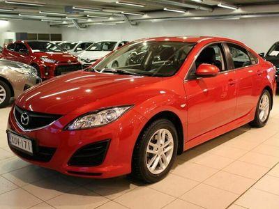 käytetty Mazda 6 Sedan 1,8 Dynamic 5MT 4ov UK2 - **Korkotarjous 0,99% + kulut** -