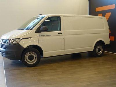 käytetty VW Transporter umpipakettiauto Pitkä 2,0 TDI 110 kW DSG PRO