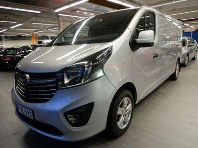 käytetty Opel Vivaro Van Sportive L2H1 1,6 CDTI BiT 107