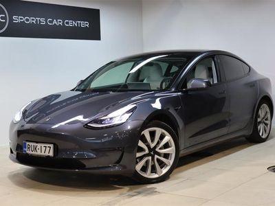 käytetty Tesla Model 3 Model 3Sedan Dual Motor, Long Range, Awd 4ov, Panorama, Valkoinen