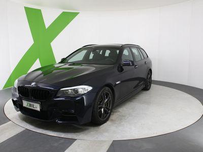 käytetty BMW 550 F11 A xDrive M-Sport PANORAMA Shadowline Edt (MY13) *HEILA HUHTIKUUX!* KORKO alk. 0,99%!* VIIDEN TÄHDEN ÄMMÄ!*