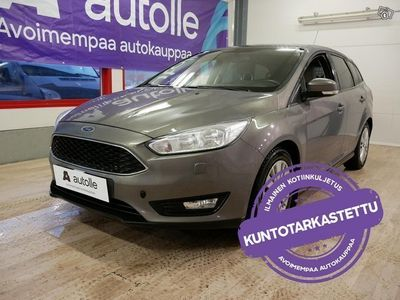 käytetty Ford Focus