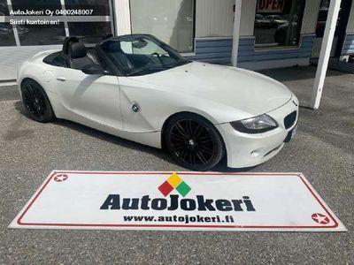 käytetty BMW Z4 3.0i Roadster 2d