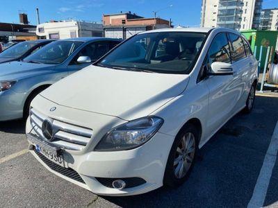 käytetty Mercedes B200 BE A Premium Business - Hieno, autom.vaiht. MB.