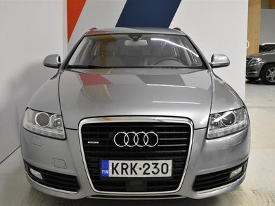käytetty Audi A6 Avant 3,0 V6 TDI (DPF) quattro tiptronic