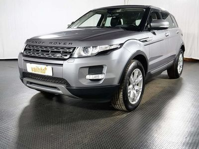 käytetty Land Rover Range Rover evoque 2.2 TD4 Pure Aut. (MY13)