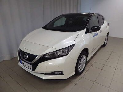 käytetty Nissan Leaf e+ Tekna MY19,5 62 kWh FI