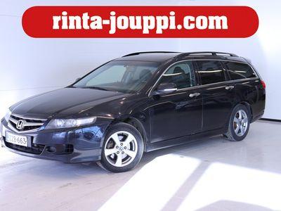 käytetty Honda Accord Tourer DSL 2,2 i-CTDi Sport Business - Edullinen diese accord!