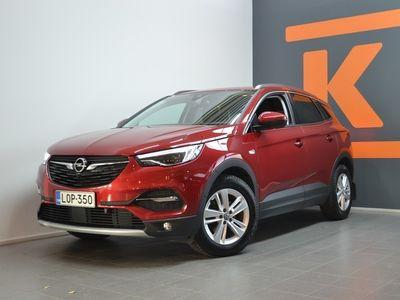 käytetty Opel Grandland X Innovation 1,2 Turbo Start/Stop 96 kW AT6