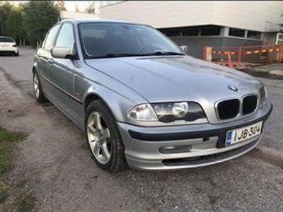 käytetty BMW 320 E46 d sedan