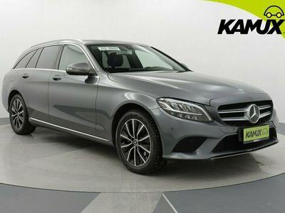 käytetty Mercedes C220 d 4Matic T A Business / Tulossa myyntiin / Digimittaristo / Facelift / Led-ajovalot /